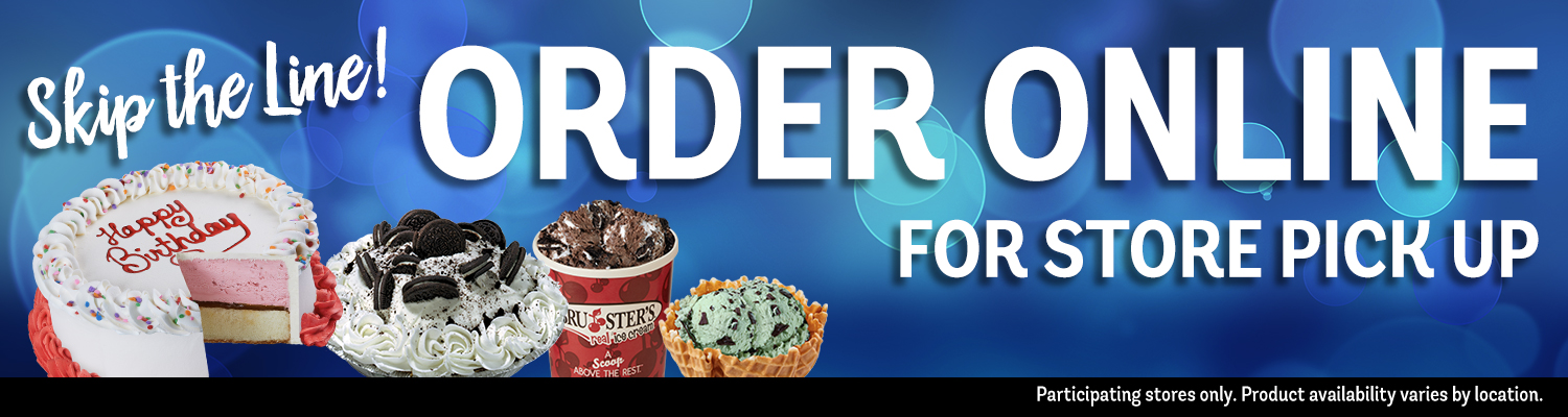 Bruster's Sweet Reward Program
