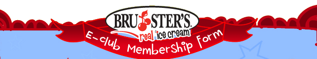 Bruster's® 